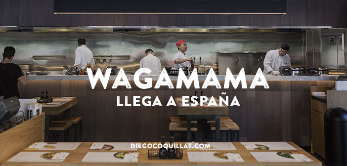 Wagamama, los restaurantes asiáticos que enamoran a Londres llegan a España