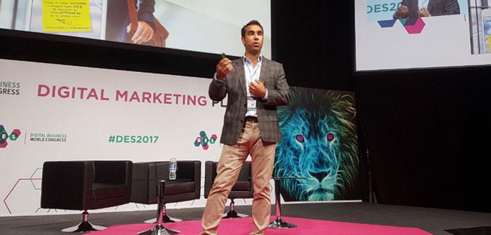 """Daniel Shaik, Gérant Directeur de Adgage, quand il a dit que « quand on parle de numérique, nous devrions vraiment parler de mobile """". Au cours de son discours, il a fait un certain nombre de données très révélateurs pour le secteur, et est que, Actuellement, la 65% des e-mails envoyés depuis le mobile et 75% les vidéos sont affichées sur cet appareil."""