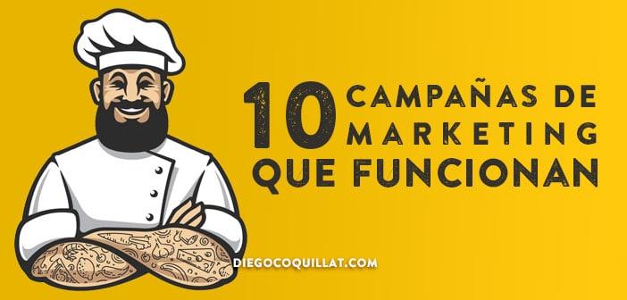 10 Ejemplos De Campañas De Marketing Para Restaurantes Que