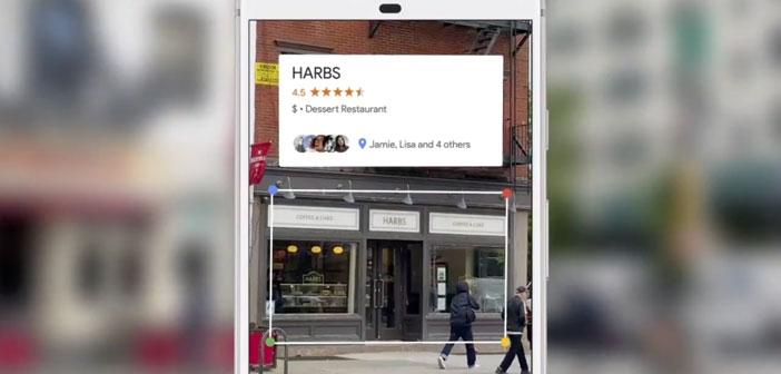 Google Lens es esencialmente una función de foto-reconocimiento que permite a los usuarios convertir la lente de la cámara que llevan incorporadas los móviles en un cuadro de búsqueda.