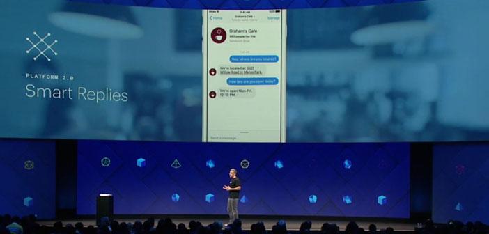 """""""Smart Replies"""", una herramienta que pretende eliminar el tiempo invertido en atender las dudas de los usuarios sobre reservas o temas referentes al menú, ya que las contestará automáticamente."""
