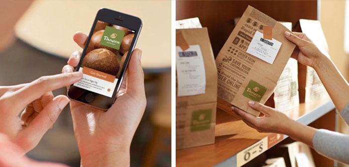 La chaîne américaine de boulangeries et cafés Panera Bread, déjà a numérisé plus d'un quart de ses opérations. Comme nous l'avons publié il y a un mois, la société prévoit de lever entre 1.100 millions et 1.200 millions dans les ventes numériques 2017.