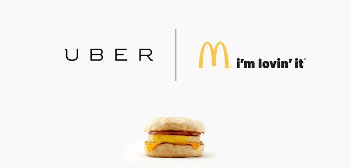 """Según el medio estadounidense The Wall Street Journal, el plan de McDonald's es ofrecer su servicio de entregas a domicilio en sus restaurantes de EEUU con la ayuda de Uber como ya comentamos en el artículo que publicamos en este periódico bajo el título """"La gran revolución digital de McDonald's ha comenzado""""."""