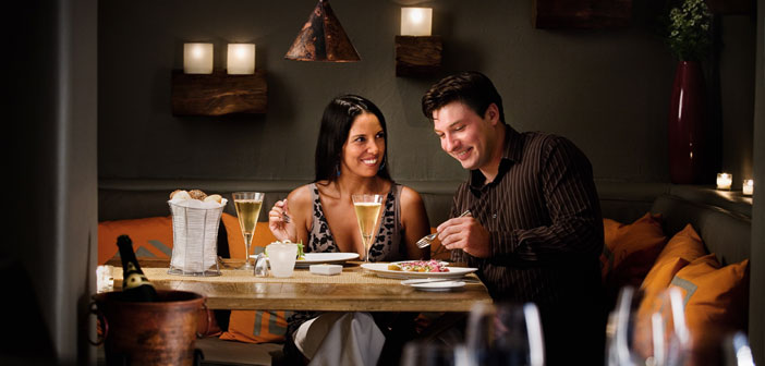 In a restaurant, codes of conduct are different from a cafeteria, as it is often the purpose for which we turn to each of these establishments.