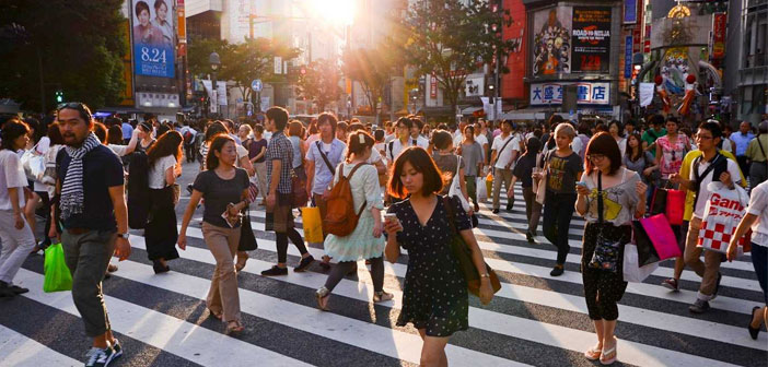It is Japan, one of the least developed countries and obese people has is that, between its rules of conduct and even laws, we can find some that are really unthinkable for the Western mind.