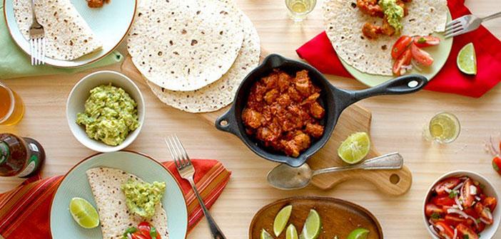 Ces dernières années, il est devenu à la mode dans notre pays et a été le renforcement, non seulement pour les restaurants mexicains qui ont ouvert, mais parce que les quesadillas et tacos la plupart du temps déjà intégrés dans la lettre de nombreux restaurants espagnols, Sans parler de la téquila.