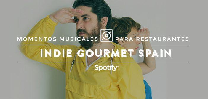 Música para Restaurantes: 50 canciones del mejor indie gourmet español
