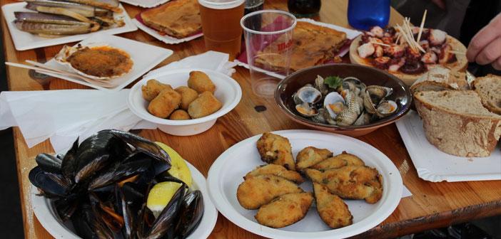 El día 5 comienza la Fiesta del Marisco en O Grove, Galicia; ahí tienes una oportunidad suculenta con un producto tan preciado en nuestro país.