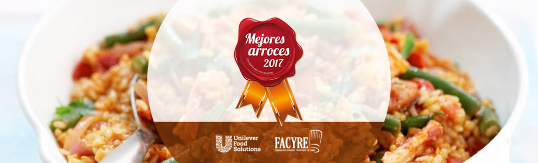 """Top Arroces 2017"""