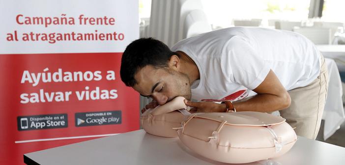 1400 personas pierden la vida por atragantamiento en España