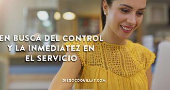 En busca del control y la inmediatez en el servicio de los restaurantes