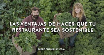 Las ventajas de hacer que tu restaurante sea sostenible
