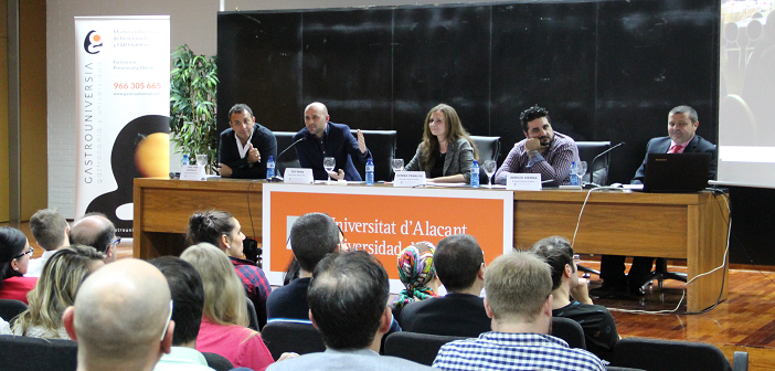 Gastrouni celebrates a new free training day the 23 October at the University of Alicante