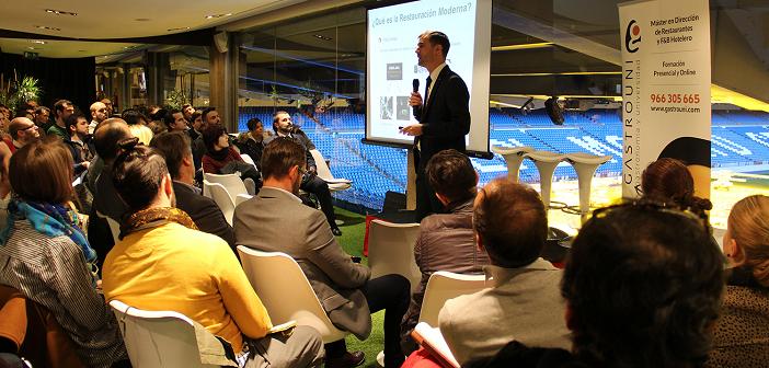 El 20 de noviembre se celebra en Madridel segundo Gastrouni Training Camp