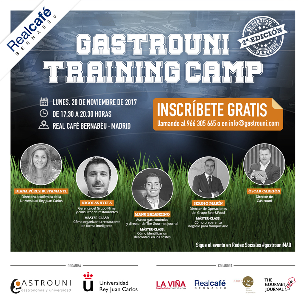 He 20 November is celebrated in Madridel second Gastrouni Training Camp