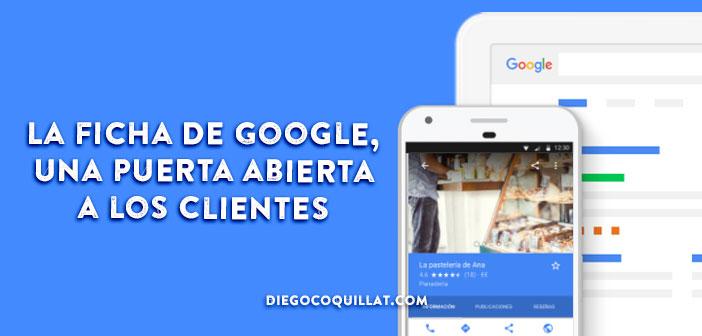 La ficha de Google de tu restaurante, una puerta abierta a los clientes