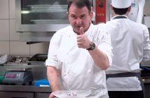 Así vivió el chef Berasategui ser anfitrión de la guía Michelin 2018 (provisional)