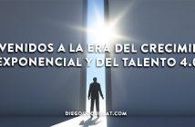 Bienvenidos a la era del Crecimiento Exponencial y del Talento 4.0 en los restaurantes