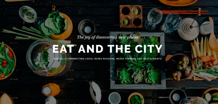 The goal is to find basádose EatAndTheCity restaurants in locating and accompanied by professional and customer reviews.