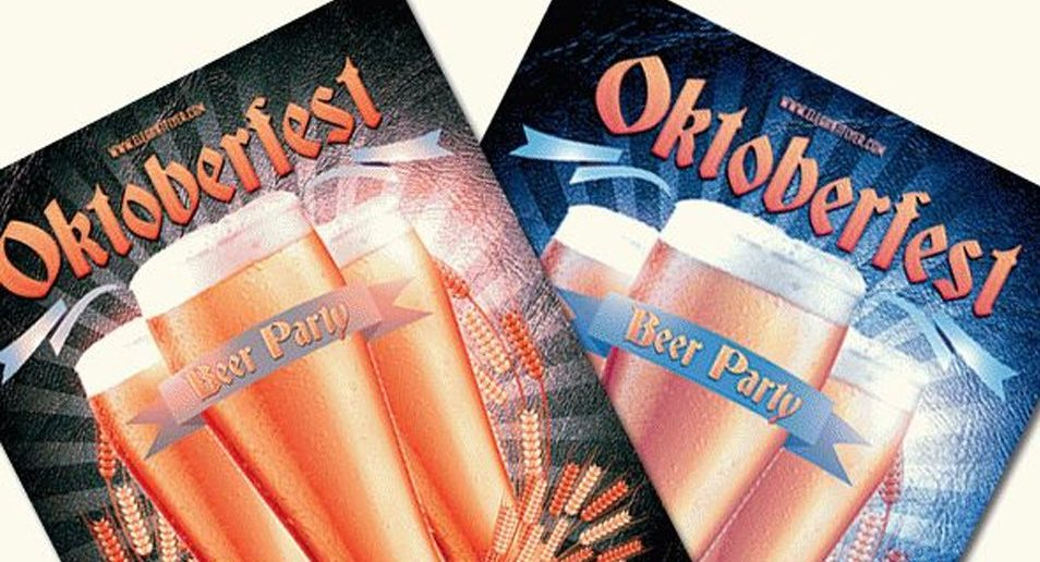 Oktoberfest-Beer-Partyr