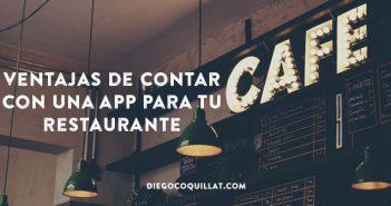 5 ventajas de contar con una app para tu restaurante