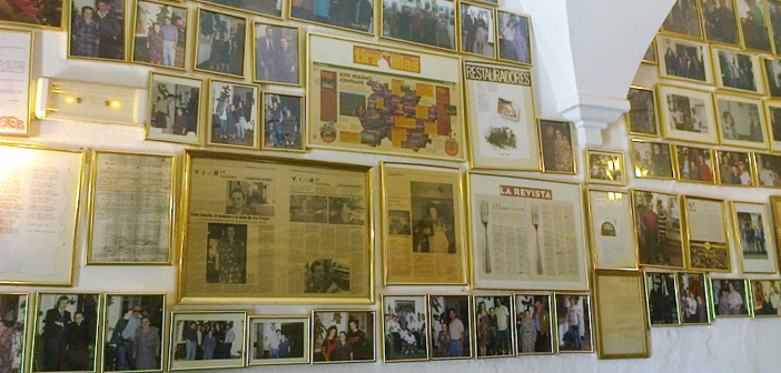 Un exemple classique du marketing d'influence se trouve dans la Casa de la Troya traditionnelle et emblématique de Trujillo en Caceres, Estremadura.