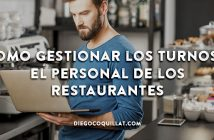 Los datos más relevantes para mejorar la gestión de los turnos del personal en un restaurante #Infografía