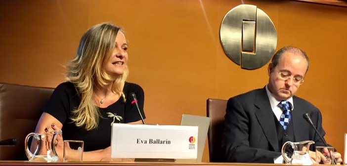 """This year, Congress will 8 scenarios, 6 keynotes, 8 summits y 250 International speakers "",Eva explains Ballarín, Director of the Congress."