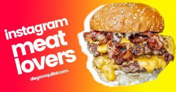 """La cuenta de Instagram definitiva para los """"meat-lovers"""""""