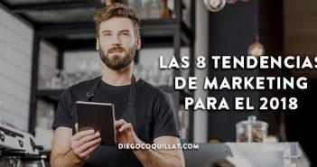 Las 8 tendencias principales de marketing para restaurantes en 2018