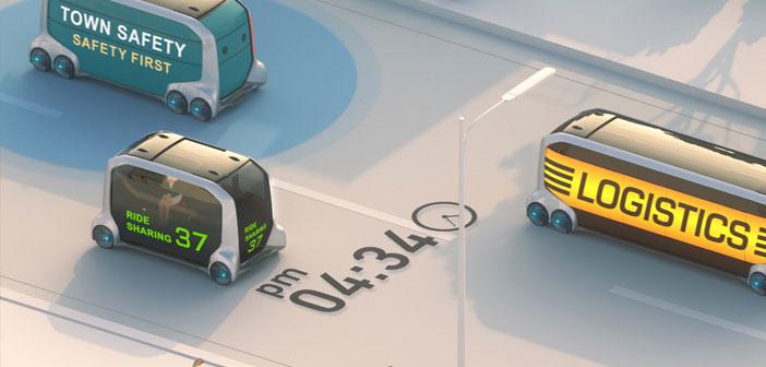 Toyota en la investigación y fabricación de transportes autónomos