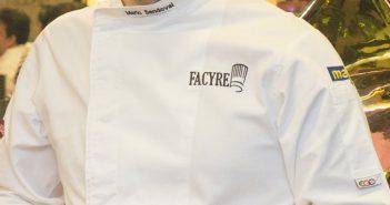 CONCURSO ¿Quieres ganar una chaquetilla de chef personalizada de FACYRE?
