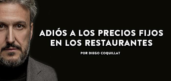 Adiós a los precios fijos en los restaurantes, prepárate para precios dinámicos e inteligentes