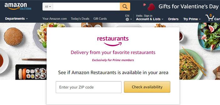 """Piensa que detrás de todo esto está la posibilidad de """"paquetizar"""" un servicio de ocio y convertirlo en un producto estrella de e-commerce, ¿cuánto tiempo puede tardar Amazon en poner a la venta reservas de restaurantes con este modelo?"""