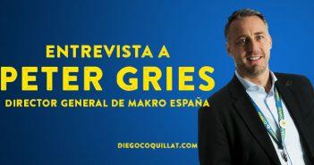 Entrevista a Peter Gries, Director General de Makro España
