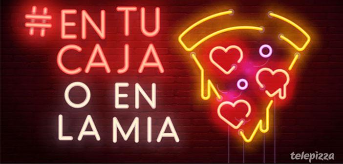 La bonita historia de amor entre Nestlé y Telepizza endulza las redes
