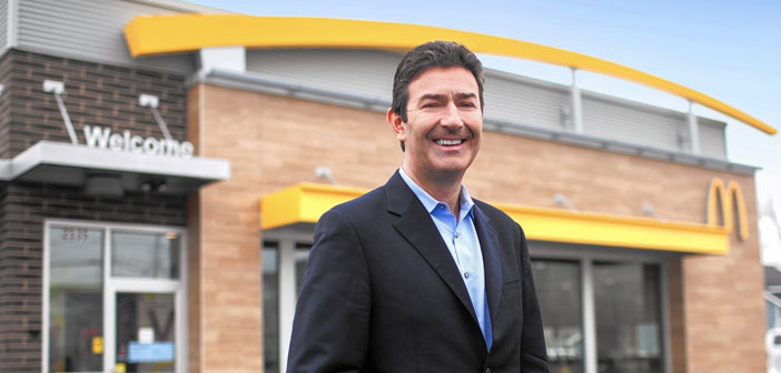 McDonald's strategy, in this sense, already it is drawn. Your goal from now until 2030 will be reduced by 36% issuing greenhouse gases below the levels of 2015, as it announced by CEO Steve Easterbrook.