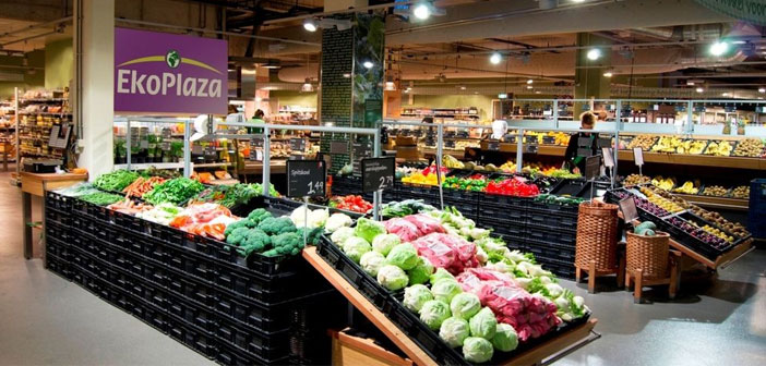 "Conventional supermarkets will give way to ecological. The first in Europe to open its doors has been Ekoplaza, located in Amsterdam, which opened a corridor ""no plastic""."