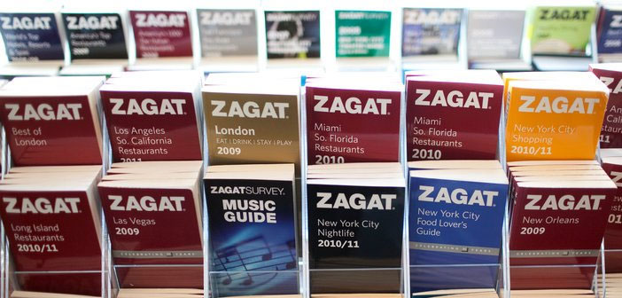Born in 1979, Zagat is a publishing house dedicated to the creation of restaurant guides in the American field. Your guides have been the alpha and omega for many fans of good food that, guided by their successful reviews, They could easily find where to take an appetizing morsel in any of the 70 analyzed cities.