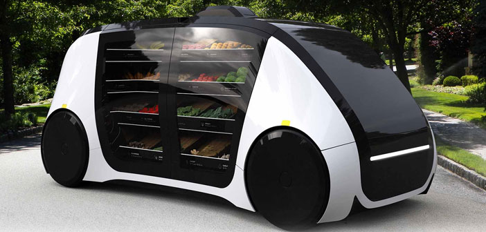 Robomart is the latest attempt of a new generation of visionaries by automating small food shops that dot our cities.