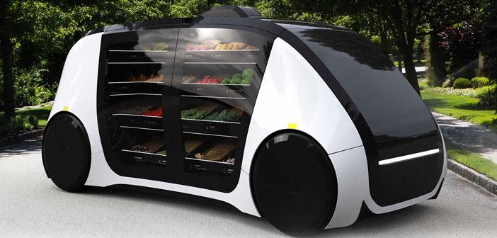 Robomart es el último intento de una nueva generación de visionarios por automatizar las pequeñas tiendas de alimentación que salpican nuestras ciudades.