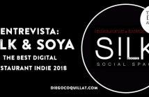 """""""No se puede vivir sin el 2.0"""", Cipri Quintas de Silk&Soya, ganador de The Best Digital Restaurant Indie"""