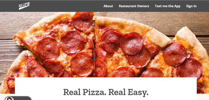 The Pizza Factory does thanks to the tablet SliceOS, the POS terminal from which the order management and billing is done. In the eyes of the owners of fast food restaurant, ignore the ancillary tasks maximizes profits.