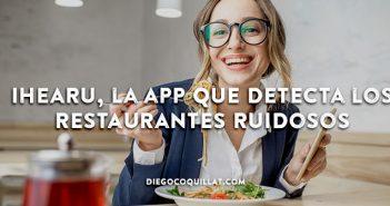 iHEARu, la app que detecta los restaurantes ruidosos a través del crowdsourcing