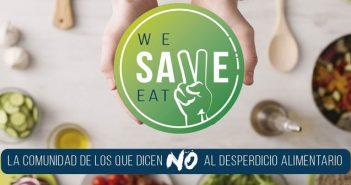 weSAVEeat: la app gratuita con la que no se tira nada y todos ganan