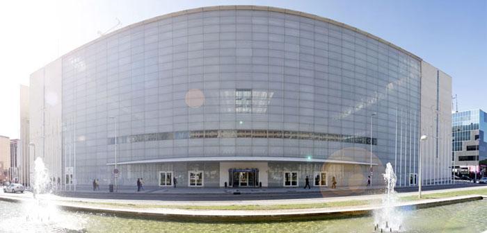 AECOC, Headquarters Palacio Municipal de Congresos de Madrid