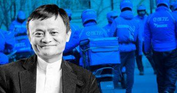 Alibaba quiere la app de reservas de comida Ele.me
