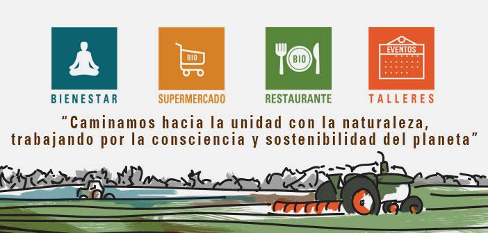 Aquí se integran un supermercado orgánico, un restaurante ecológico, talleres, terapias naturales e incluso cajas a domicilio con las recetas orgánicas y los ingredientes más ecológicos.