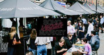 La cocina vegana, en alza en los mercados callejeros de Londres La cocina vegana, en alza en los mercados callejeros de Londres