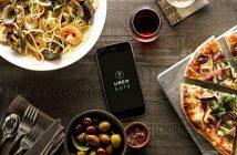 Uber Eats, el servicio de entrega de comida a domicilio Uber, aterriza en Barcelona